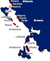 Albania Adventure Tour, Corfu Tours - Around Corfu Tour, About Greece Corfu Tours, Greece Corfu Tours