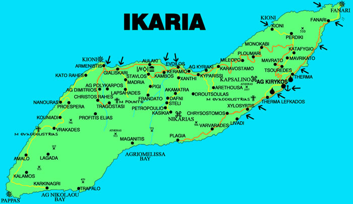 About Greece Ikaria Greece Ikaria Guide About Greece Ikaria Tour