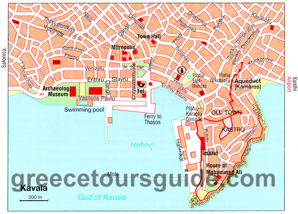 About Greece Kavala Greece Kavala Guide About Greece Kavala Tour