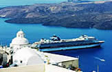 Santorini full day bus tour